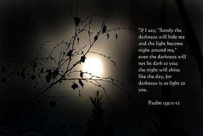 Psalm 139 Part 1, Psalm 139:1-12