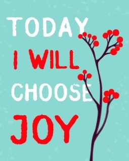 What is joy?, Joy is a fruit of the spirit, Galatians 5:22